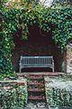 Nonsuch Park bench, 6 December 2014 Surrey.jpg
