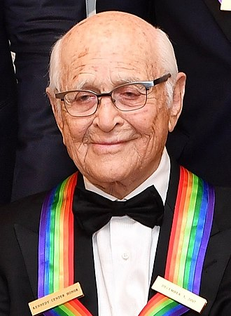 Norman Lear - Lear receiving the 2017 Kennedy Center Honors