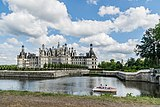 North-west facade of the Castle of Chambord 04.jpg