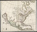 North America divided into its III principall parts 1st English part viz. English Empire containing ye Articklands near Hudsons bay New North & South Wales New Britain ... (8343476404).jpg