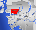 North Vancouver, British Columbia (district municipality) Location.png