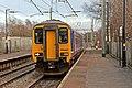 Northern Rail Class 156, 156480, Newton-Le-Willows railway station (geograph 3818439).jpg