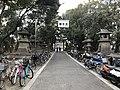 Northern sando of Sumiyoshi Grand Shrine.jpg