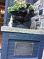 Norumbega Inn, Camden, Maine 10, historic marker.jpg