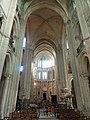 Noyon (60), cathédrale Notre-Dame, croisillon sud, vue vers le nord 2.jpg