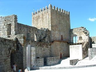 Manuel Cabral de Alpoim - Image: Nt castelo belmonte 3