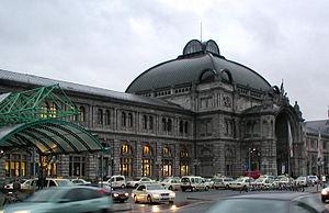 Nuremberg–Regensburg railway - Nürnberg Hauptbahnhof