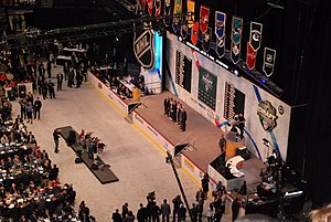 2011 NHL Entry Draft - The Edmonton Oilers select Ryan Nugent-Hopkins as top pick in Round One of the 2011 NHL Entry Draft