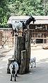 Nyíregyháza Zoo, goats.jpg