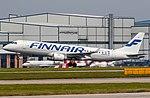 OH-LKP Finnair Embraer E190 (26917926544).jpg