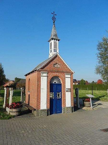 Kapel O.L.Vrouw ter Nood, Boonhof Sint-Amands