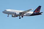 OO-SSU A319 Brussels Airlines (14809391365).jpg