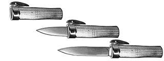 Sliding knife