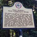 Oakton VA Vale School Historical Marker.jpg