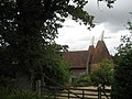 Oast House at Priors Heath Farm, Priors Heath, Goudhurst, Kent - geograph.org.uk - 335227.jpg