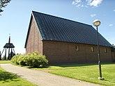 Fil:Obbola kyrka 14.JPG