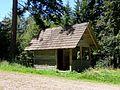 Oberharmersbach, Hütte beim Steiglebrunnen.jpg