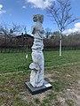 Oberursel, Lomonossow-Park, Skulptur Struck by moonlight (1).jpg