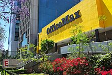 Nice OfficeMax In Mexico City