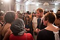Official calls and evening reception for TRH The Duke and Duchess of Sussex (12).jpg