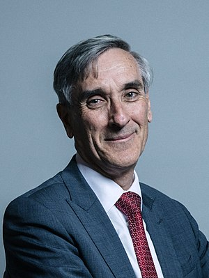 John Redwood - Official parliamentary portrait, June 2017