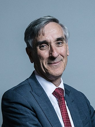 Secretary of State for Wales - Image: Official portrait of John Redwood crop 2