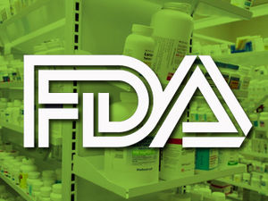 Logo of the U.S. Food and Drug Administration ...