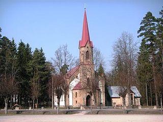 Ogre, Latvia City in Ogre Municipality, Latvia