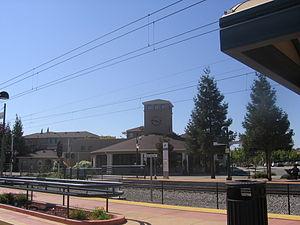 Ohlone/Chynoweth station - Ohlone/Chynoweth Station, 2012