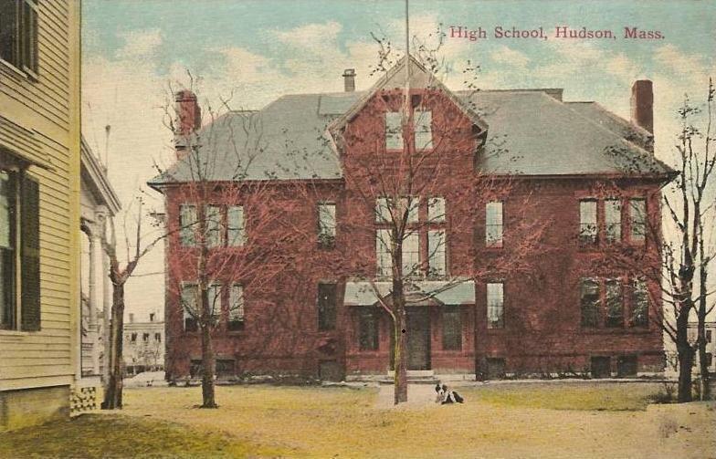 Old High School, Hudson, MA