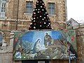 Old Jerusalem Christmas decorations Christmas tree.jpg