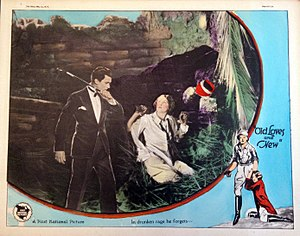 Old Loves and New - lobby card.