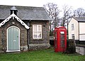 Old red telephone box - geograph.org.uk - 1075699.jpg