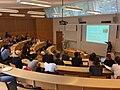 Olle Terenius Wikipedia lecture.jpg