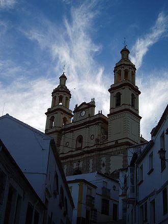 Olvera - Parish of Our Lady of the Incarnation, Olvera