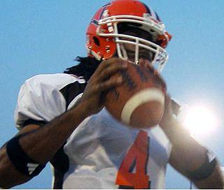 Omar Jacobs American football quarterback