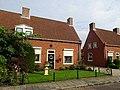 Opheusden Hoofakker vroeg na-oorlogse woning Meidoornstraat 6.jpg