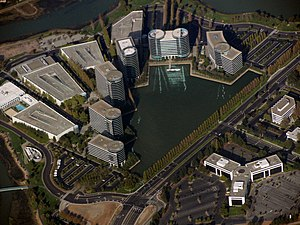 Redwood Shores, California - Oracle Corporation headquarters