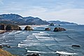 Oregon coastline near Cannon Beach.jpg