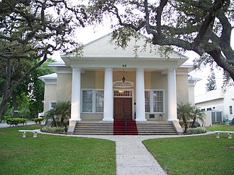 National Register of Historic Places listings in Volusia County, Florida - Image: Ormond Beach Memorial Libary 02