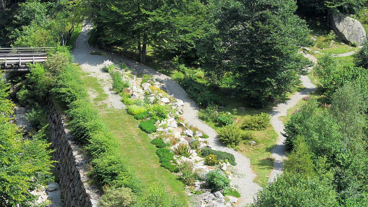 Giardino Botanico Di Oropa Wikidata