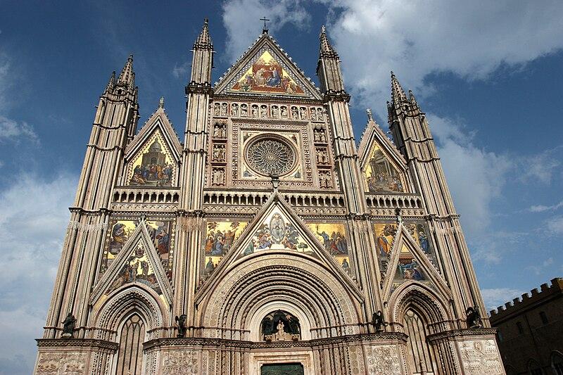 File:Orvieto DuomoFacade.jpg