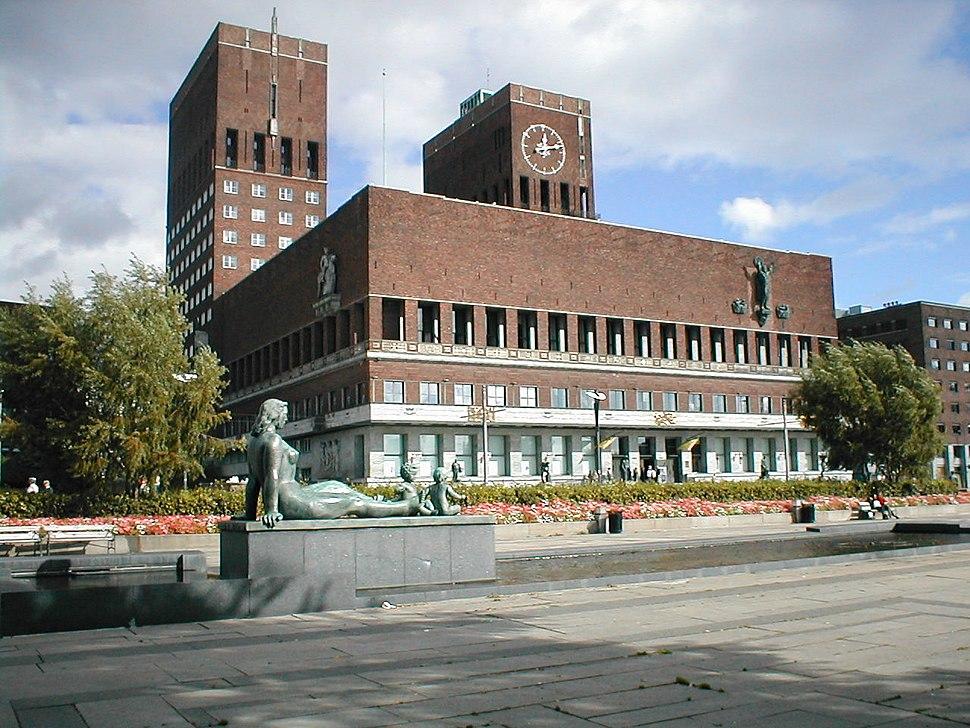 Oslo rådhus2