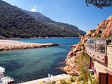 Carte Corse Porto Ota.Ota Corse Du Sud Wikipedia