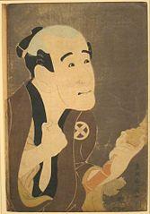 Ōtani Tokuji as Sodesuke