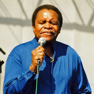 Otis Clay - Clay in 1997.