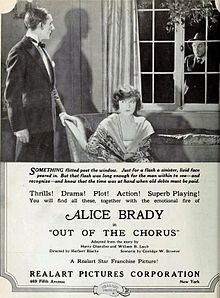 Out of the Chorus (1921) - Ad 1.jpg