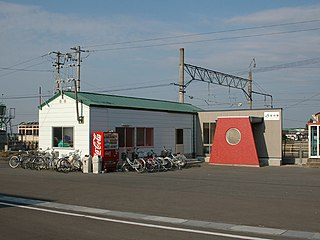 Ishikawa Station (JR East) Railway station in Hirosaki, Aomori Prefecture, Japan
