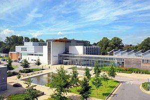 University of Gloucestershire - Oxstalls Entrance