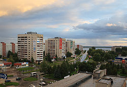 A view of Ozyorsk